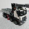 【LEGOテクニック】ユニック車自作してみた