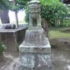 砂原阿蘇神社の狛犬