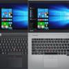 ThinkPad X1 Yoga  2016(Gen1) と 2017(Gen2)※米国発表時 のスペック比較