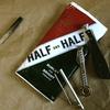 Half & Half 吸い終わりました