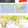 【台風情報】インド洋に(TC04S『BOUCHRA』・TC07B『GAJA』)と2つの台風のたまごが存在!米軍・ヨーロッパ中期予報センターの進路予想では今のところ『越境台風』とはならず、台風27号とはならない見込み!