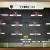 FC東京U23vsガンバ大阪U23 雑感