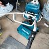 リースでマキタ36v充電式耕うん機(耕運機)を使ってみた。 電動工具