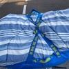 よく晴れた日には布団を干したい