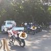 山の日 林道ツーリング 報告
