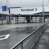 成田空港第3ターミナルで、春秋航空にチェックイン