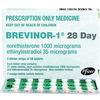 経口避妊剤「ブレビノール-1」