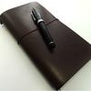手帳好きな人注目!トラベラーズノートと万年筆