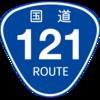 No.029 国道121号