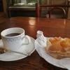 住宅街の喫茶店