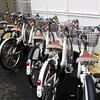 自転車を借りる 使いたい時だけ都合よく手ににれる生活習慣