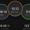 ジョギング10.12km・今日も疲労抜きジョグ&はてブロチーム中部親睦会、やりますよー!