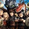 劇場公開されないのが不思議:映画評「ヒックとドラゴン2」