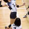 2017 関東大学バレー春季リーグ 長野有沙選手、