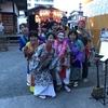 大和市桜ヶ丘金毘羅神社夏祭りライブ