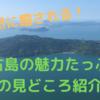 【体験レポ】能古島の見どころ・アクセスなど完全ガイド【自然に癒されよう】