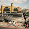 映画「ハリーポッター」シリーズの聖地 9と4分の3番線があるキングスクロス駅