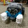 二輪走行ロボット「mBot」をWifiコントローラ(息子リハビリ用)で操作してみた