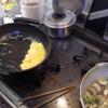 幸運な病のレシピ( 1532 )朝:鮭、塩サバ、ウインナ、オムレツ、味噌汁