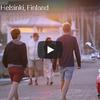 フィンランド・ヘルシンキの短い夏