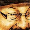 【似顔絵】佐藤龍一:鋭い視点とゆるめの発言が味わい深い【シンガーソングライター】