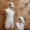 ☆番外編☆常備している鹿の角、なんと300本!狭山のお姉さんが働く【猟師🐏工房】へ行ってきたよ!