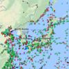 【船舶関係者必携】MarineTraffic(マリントラフィック)がとても便利!【アプリ】