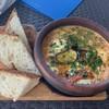 パン入りの具だくさんスープ 「ソパ・デ・アホ」が美味しすぎる
