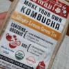 ホールフーズでマウイのオーガニック KOMBUCHAを買ってみました。作ってみようと思うけど思った以上に面倒だったりして。