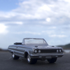 '67 Plymouth GTX Convertibleに乗って、糸魚川クラシックカーレビューへ。