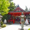 兼六公園周辺神社の御朱印 〜 金沢神社・石浦神社・小山神社/北陸TOUR❾