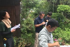 松山で古民家インスペクション