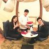 フレンチ「ル・クロ」が谷町に「テントカフェ」をオープン。大阪府庁近くのオフィス街のオアシス。ハンディキャップを持つスタッフとプロ料理人が協力して作るユニバーサルカフェという福祉の新しいテントカフェです