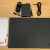 【レビュー】ThinkPad x1 Extreme(第一世代) 開封レビュー
