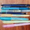 【断捨離】私にベストな筆記用具は〇〇だった。ペンケースを再チェックして最善を目指す。