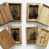 写真修復(100年以上昔のガラス乾板)