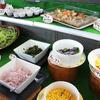 トロピカルビーチ隣 沖縄の島野菜が味わえる 農場Cafe たいよう市場