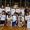 第45回牟礼地区バレーボール男子・女子大会