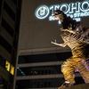 東京・日比谷の新たなシンボル、3メートルの「シン・ゴジラ」像を撮影してきた