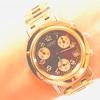 再び時を刻み出す 小さな緩めの古腕時計⌚️