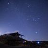 【天体撮影記 第147夜】 熊本県 平野台展望台からの夕景と星空