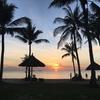 夕日の見えるオールインクルーシブリゾートで何もしない休日を過ごすin Phu Quoc