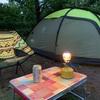 束の間の夏休み  プチキャンプツーリング