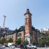 【横浜観光】JICA説明会参加と横浜散策(赤レンガ倉庫と山下公園)