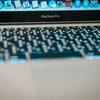MacBook Proを買った。