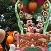 ディスニーランド:お昼のパレード、ハピネスイズヒア 〜ドナデジ&チーデーとミキミニ〜