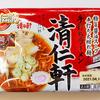 3月15日(月)昼食の醤油ラーメンと、夕食の豆腐とキャベツのあんかけ。