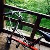 8インチの中々スリリングな自転車