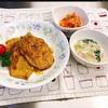 豚肉のカレー醤油焼き 定食