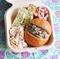 <糖質制限>大豆パンの活用レシピ「チキンとマッシュルームのサンドイッチ」